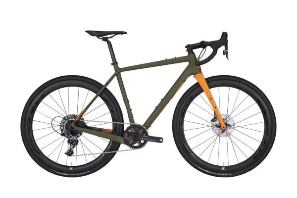 Kanzo Adventure – Ridley gravel bike