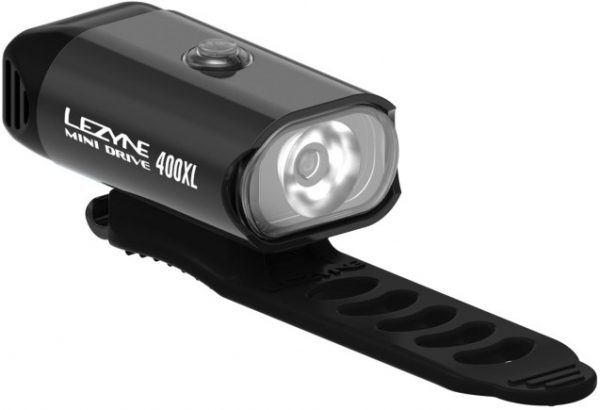 LEZYNE MINI DRIVE 400XL FRONT BLACK