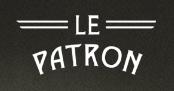 logo Le Patron swert