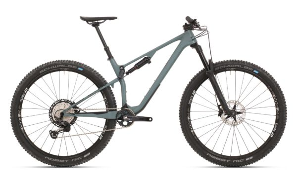 Team XF 999 TR – Superior MTB Full-supension Trailbike