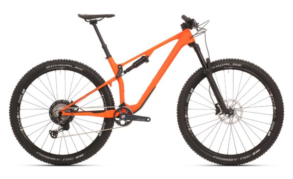 Team XF 979 TR – Superior MTB Full-supension Trailbike