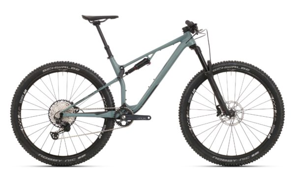 Team XF 939 TR – Superior MTB Full-supension Trailbike