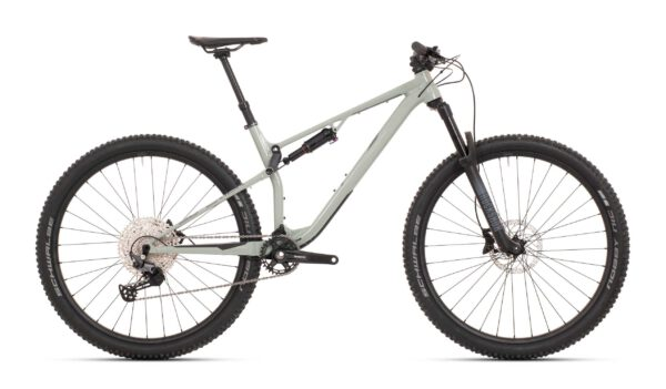 Team XF 919 TR – Superior MTB Full-supension Trailbike