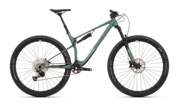 Team XF 919 TR – Superior MTB Full-supension Trailbike