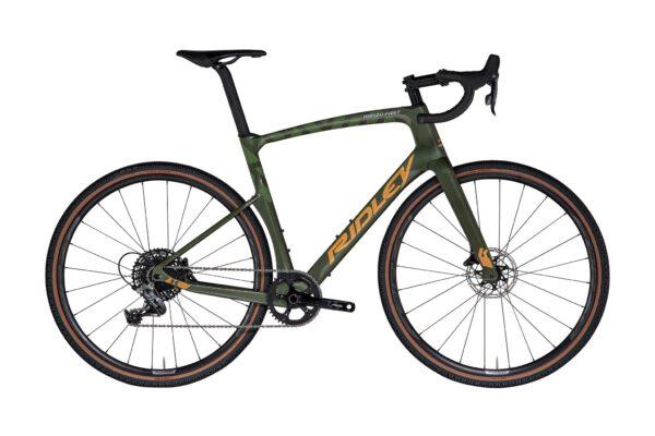 Kanzo Fast – Ridley gravel bike – model 2022